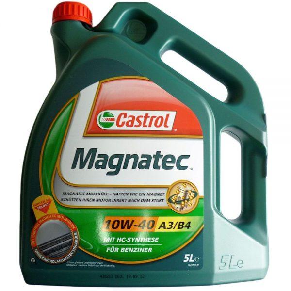 Ulei motor Castrol Magnatec A3/B4, 10W40, 5L