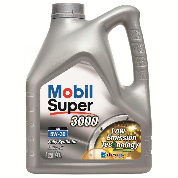 Ulei motor Mobil Super 3000 XE, 5W30, 4L