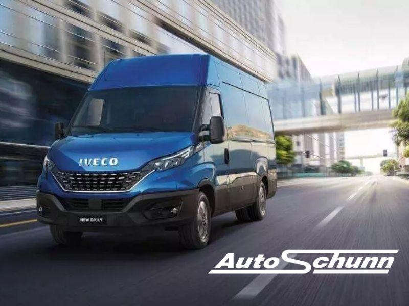 Iveco Daily Auto Schunn Romania